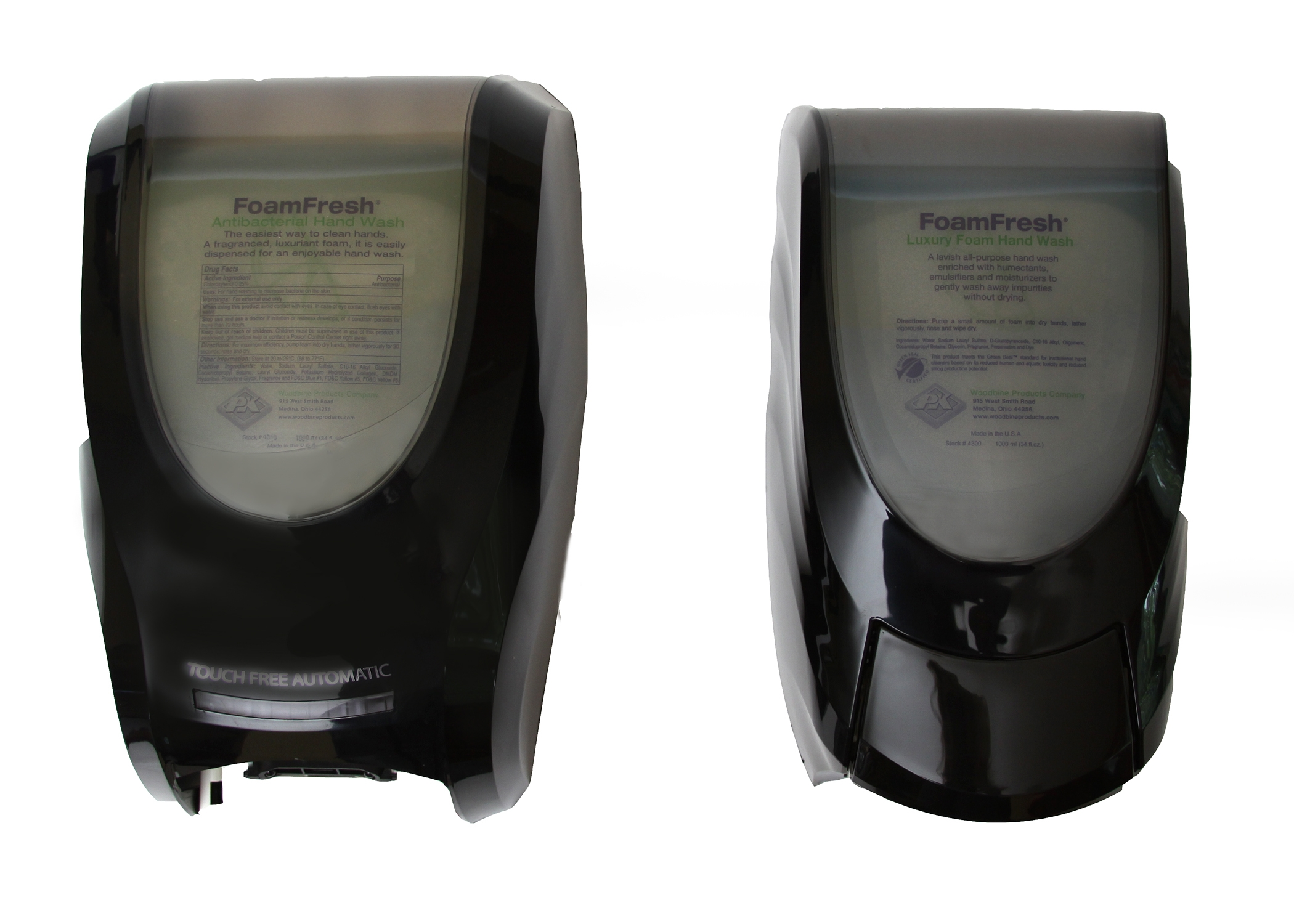 #8007 Manual/ #8107 Automatic (Duo Dispensers)