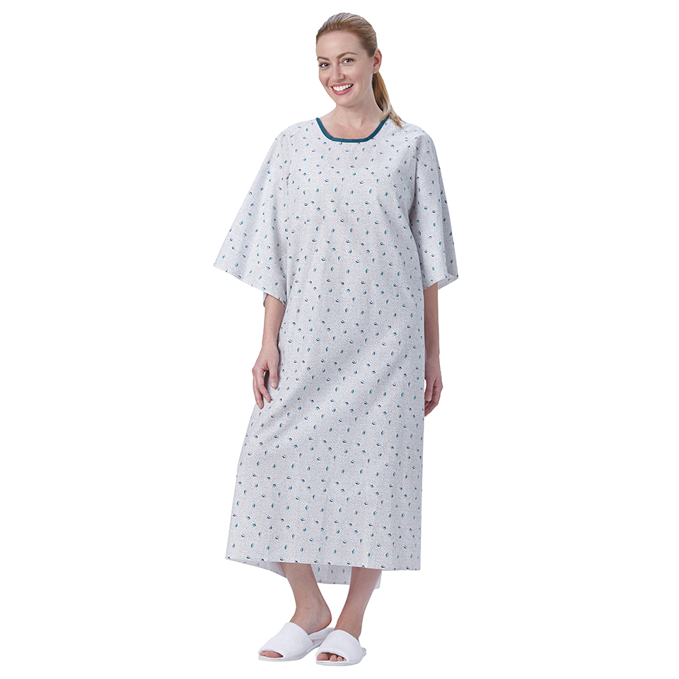 Angle Back Patient Gown (51