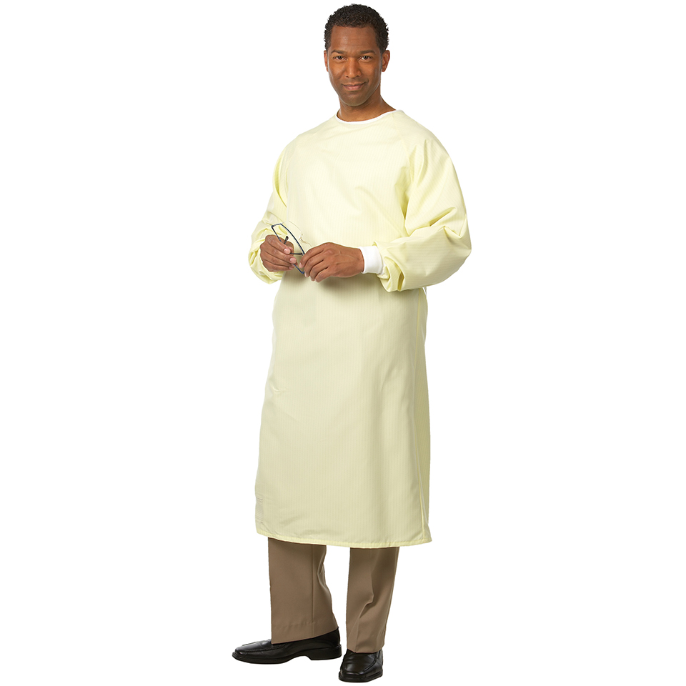 All-barrier Precaution Gown